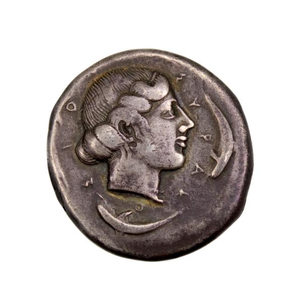 Sicile Syracuse tetradrachme