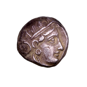 Attique Athène tetradrachme