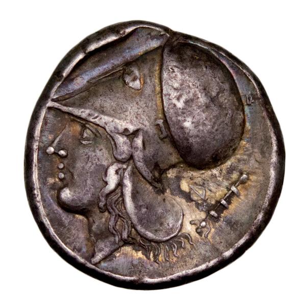 Corinthe statère