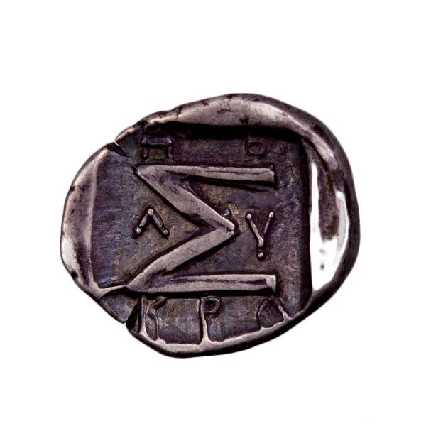 Peloponese Sicyone triobole