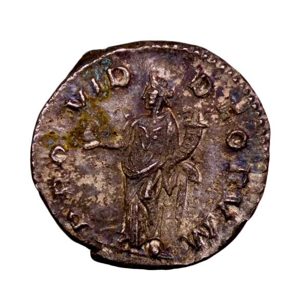 Elagabale Denier frappé à Rome en 219