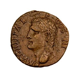 Agrippa As frappé sous Caligula