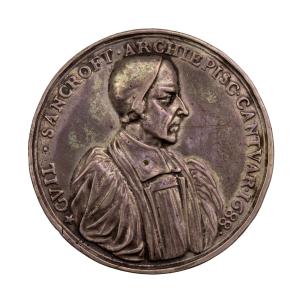 Médaille Grande Bretagne 1688