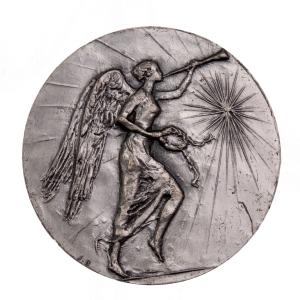 Médaille du senat 1975 en argent