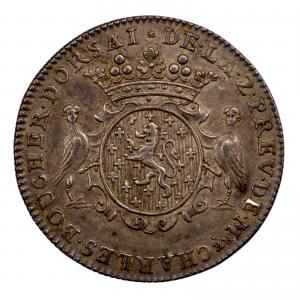 Jeton Paris prévot des marchands 1703