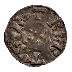 Robert II denier
