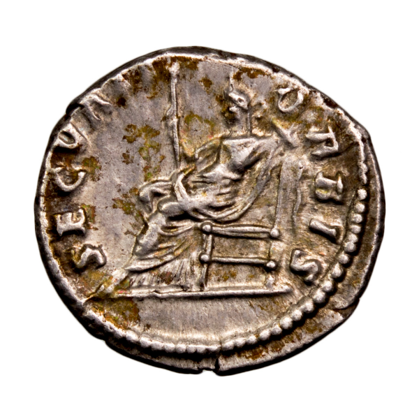 Caracalla denier frappé à Laodicé