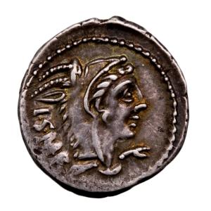 Thoria denier frappé en 105 AvJC