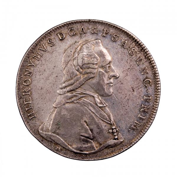 Salzbourg Thaler 1791