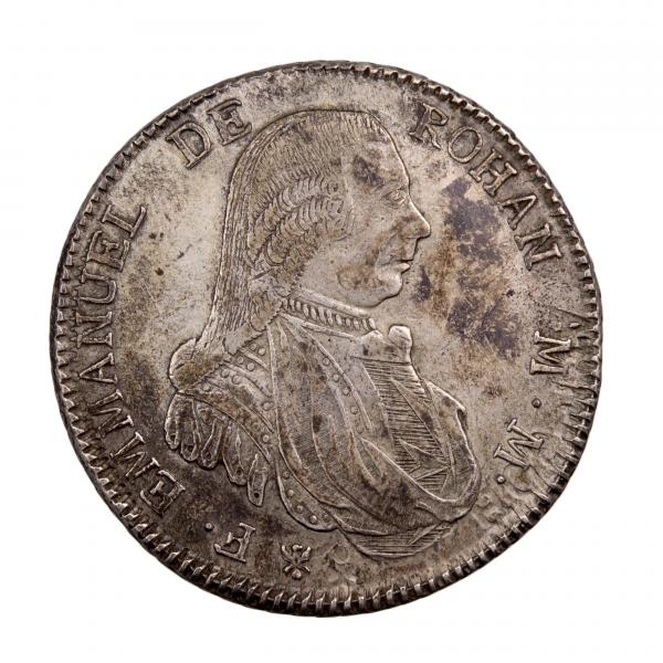 Ordre De Malte Emmanuel de Rohan 30 Tari 1789