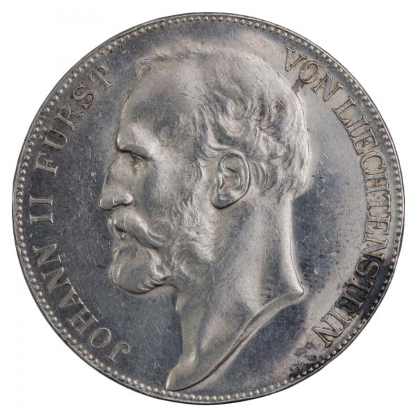 Liechtenstein 5 Kronen 1915