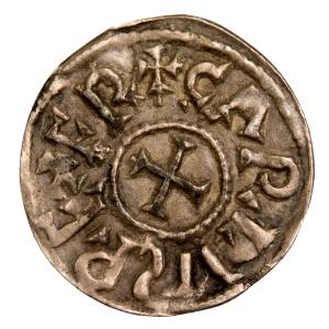 Charlemagne Denier frappé à Toulouse