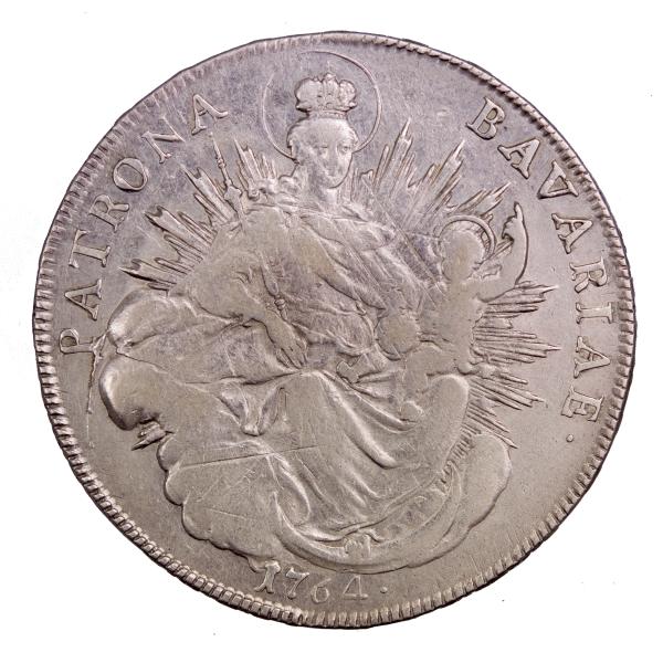 Baviere Thaler 1764