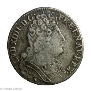 LouisXIV-quartEcu1709D
