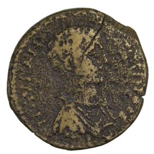 Bithynie Caracalla bronze frappé à Nicaea