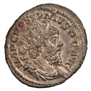 Postume Antoninien frappé à Cologne en 265-8