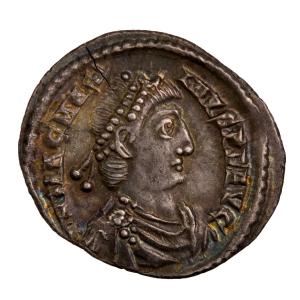 Magnus Maximus AR Siliqua Trier 384-388