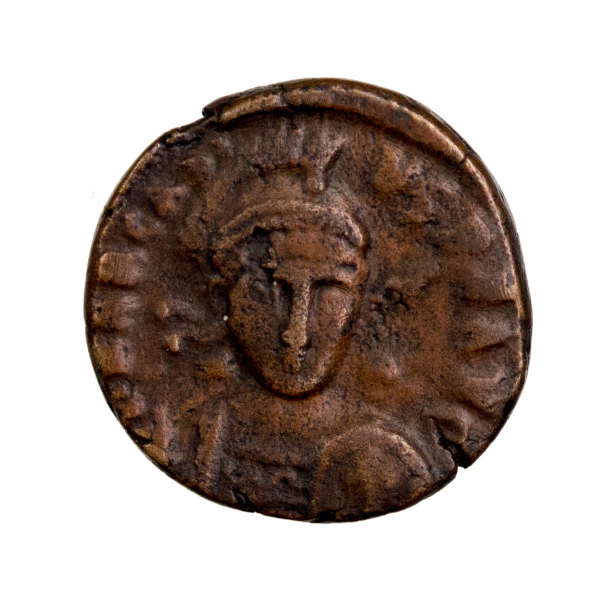 Arcadius AE3 frappé à Antioche en 402