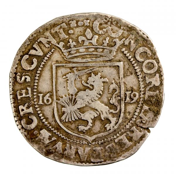 Pays-Bas Gelderland Rijksdaalder 48 Stuivers 1619