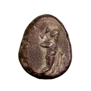 Satrapes de Carie Hekatonnos Tetradrachme