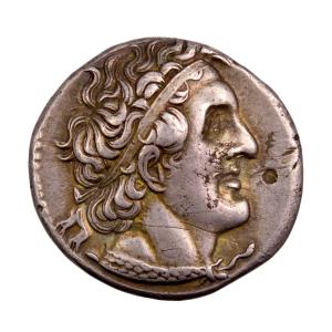 Egypte Ptolemee I soter Tetradrachme