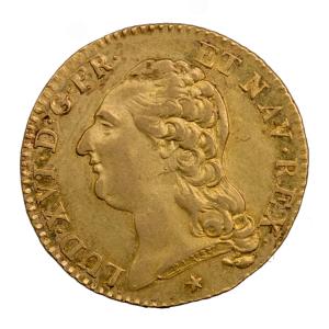 Louis XVI louis 1786 Lille
