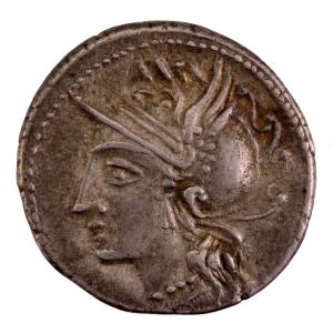 Appuleia denier frappé en -104