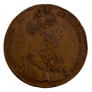 Louis XV Flandre Etats de Lille CU jeton