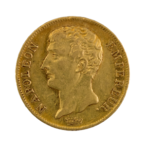 Napoleon I 20 francs An 12 Paris