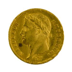 Napoleon I 20 francs 1812 Paris