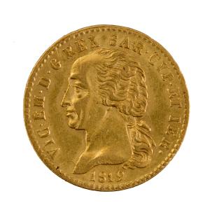 Sardaigne 20 lire 1819