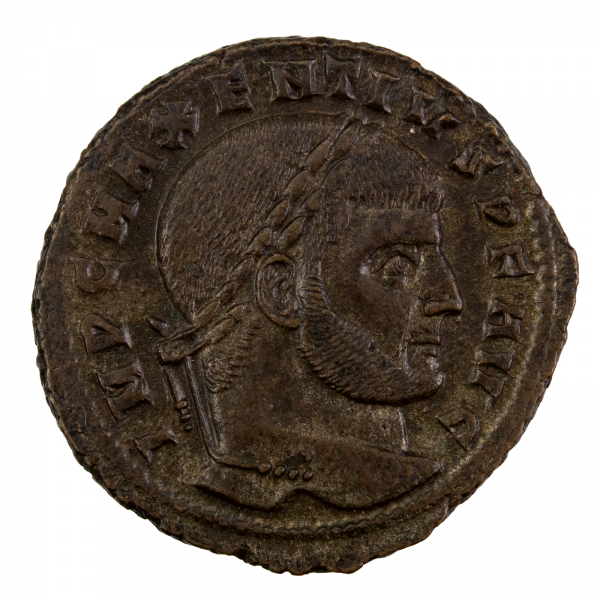 Maxence follis frappé à Ostie
