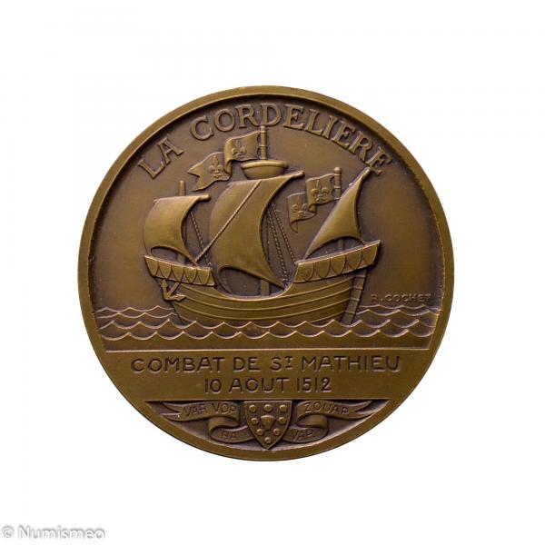 Médaille croiseur Primauguet