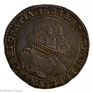 Brabant Albert et Isabelle Ducaton 1618 Anvers