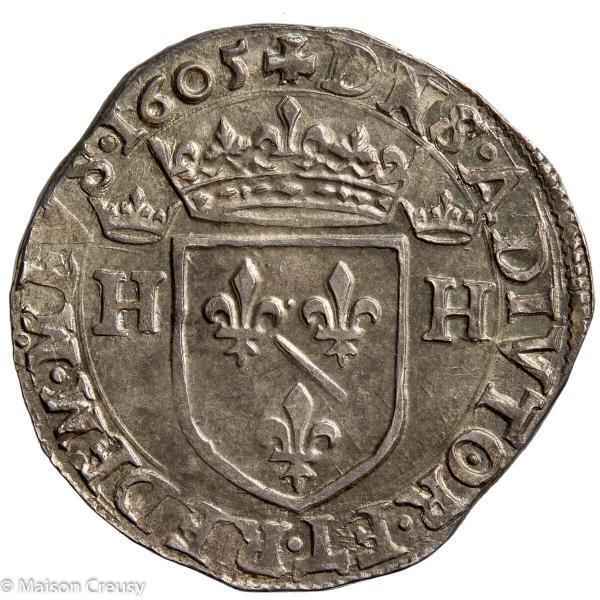 Dombes-HenriIIITeston1605