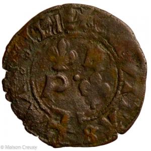 Charles VIII Patac provencal struck in Marseille