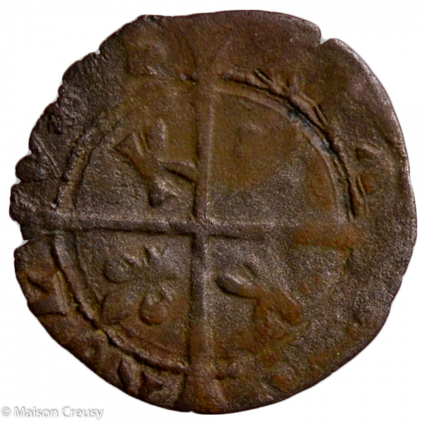 Charles VIII Patac provencal struck in Marseille