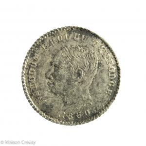 Cambodge 50 centimes 1937