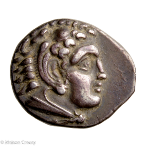 Ionie Erythrai drachme