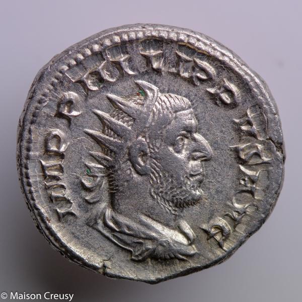 Philippe I Antoninien de poids lourd