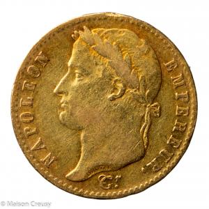 Napoleon I 20 francs 1815 Paris