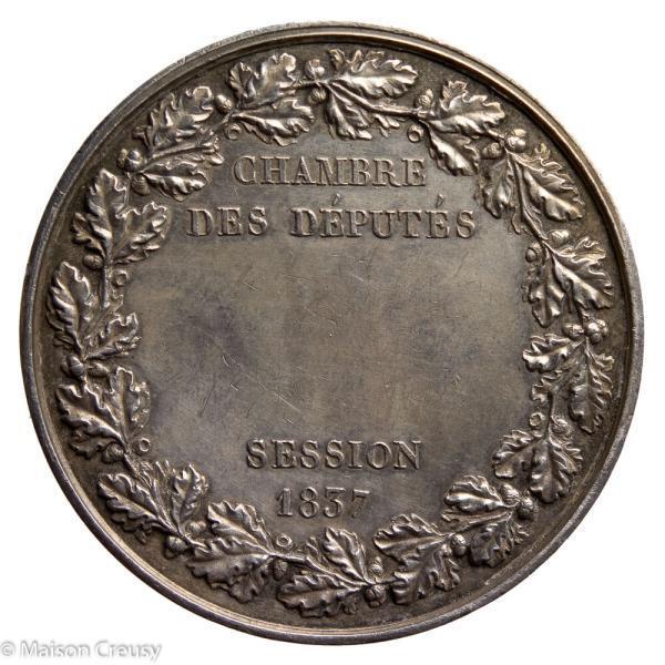 LP-MedailleDepute1837