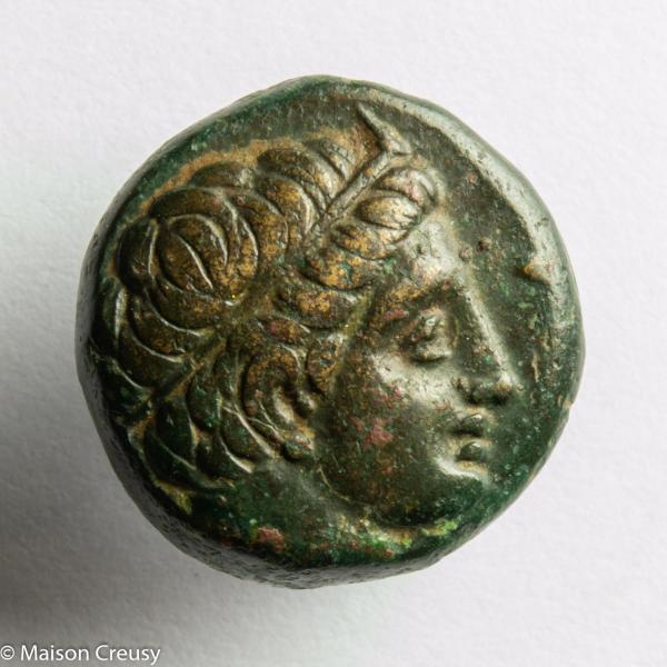 Macédoine Philippe II Bronze