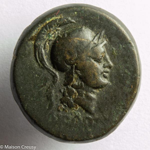 Mysie Pergame Bronze