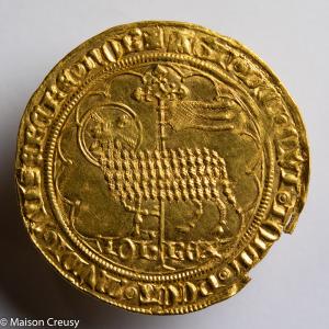 Jean II le bon mouton d'or