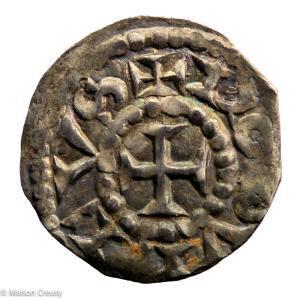 Lyon Rodolphe III obole