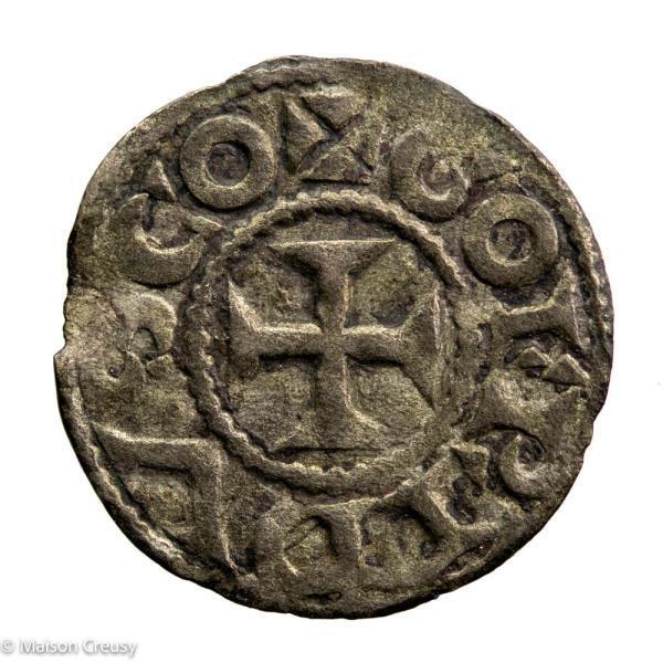 Aquitaine Guillaume VIII Denier