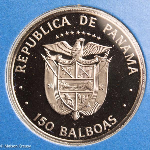 150 balboa Platine