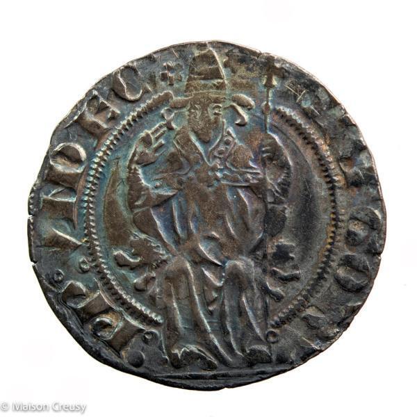 Gregoire XI Gros Avignon